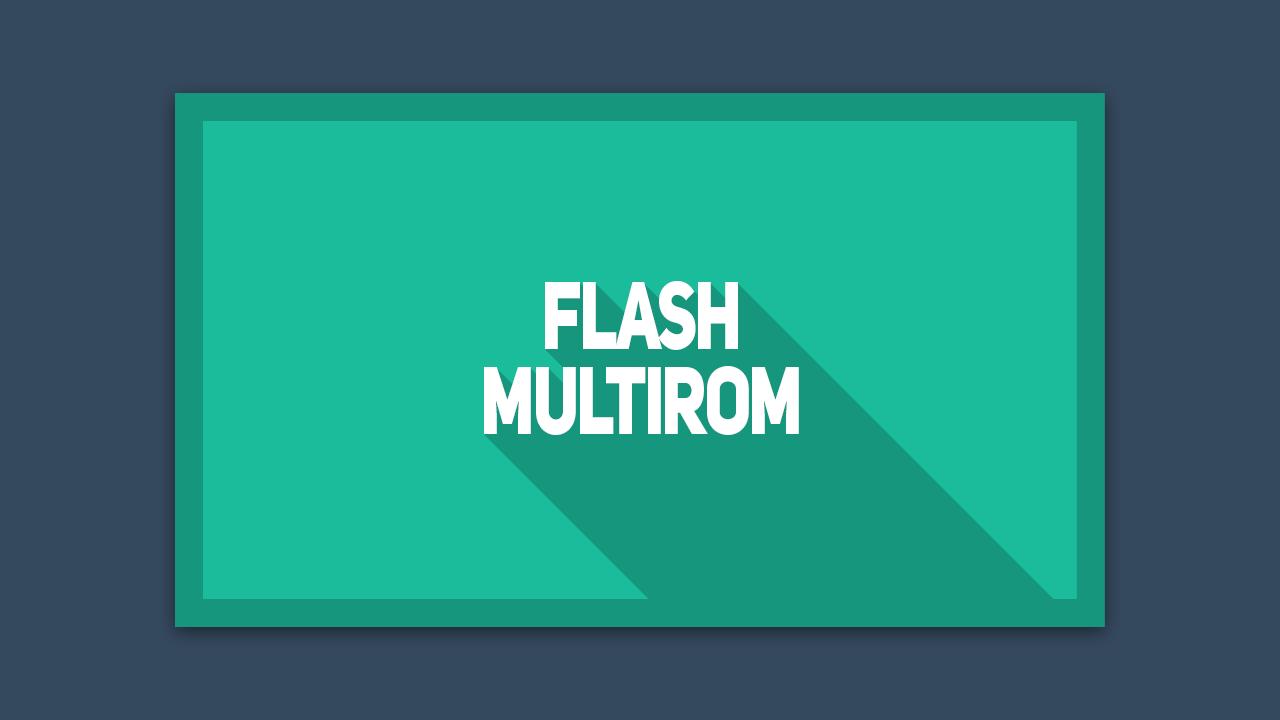 Carainstal MultiROM di Semua Xiaomi