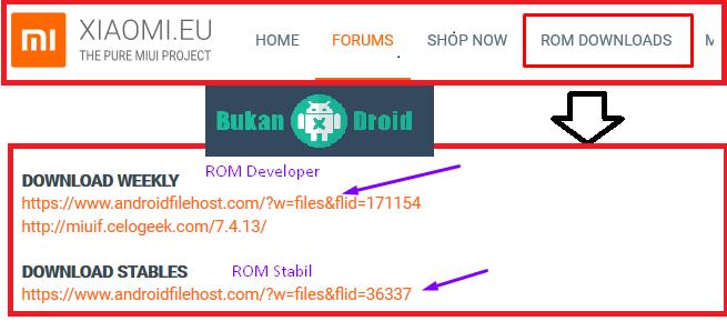 Download Xiaomi EU