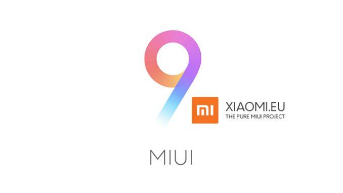 Cara Flash MIUI 9 Xiaomi Mi4C ROM Global