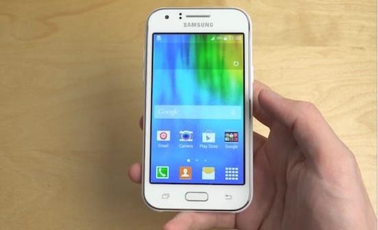 Cara Install twrp Samsung Galaxy J1 Ace SM-J110