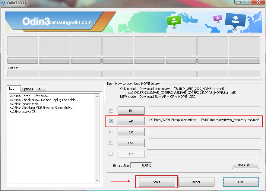 Cara Root Samsung Galaxy J1 Ace (SM-J110G) Tanpa PC dan Dengan PC