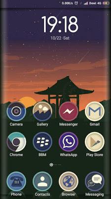 101 Tema Xiaomi Keren terbaru dan terbaik