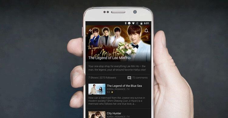 7 Aplikasi Nonton Drama Korea Gratis Di Android 2019 Bukandroid Com